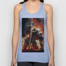 force for good Unisex Tank Top