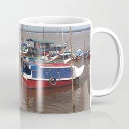 Murky Pier in South America Coffee Mug