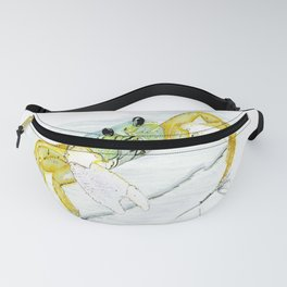 Ghost Crab Fanny Pack