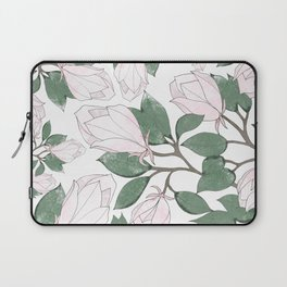 Magnolia. Laptop Sleeve