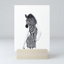 Party animal Mini Art Print