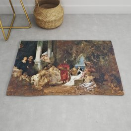 Musical entertainment - Digital Remastered Edition Rug