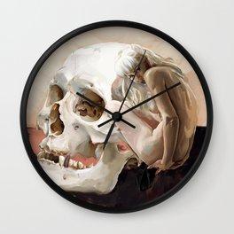 Mental state Wall Clock