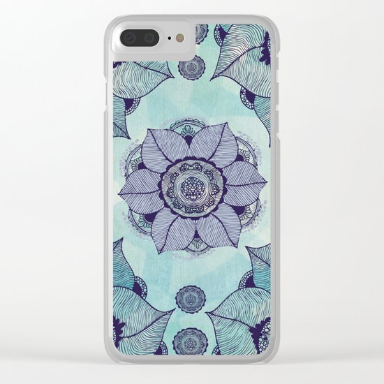 Speak out Clear iPhone Case
