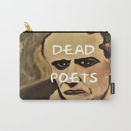 Baudelaire, Dead Poets Art Carry-All Pouch