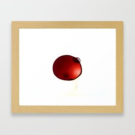 What is it? Framed Art Print