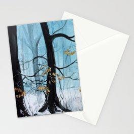 From the end to the beginning Stationery Cards