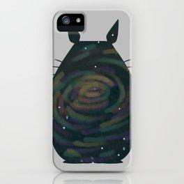 toto r0 galaxy  iPhone Case