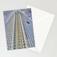 Canary Wharf Tower London Stationery Cards