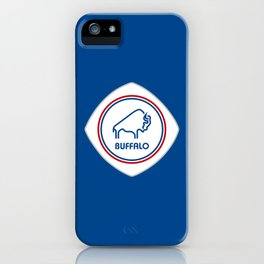 BUFFC (German) iPhone Case