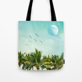 003 - A new Moon Tote Bag