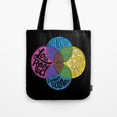Lou Reed, Farts Tote Bag