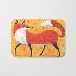 Sassy Little Fox Bath Mat