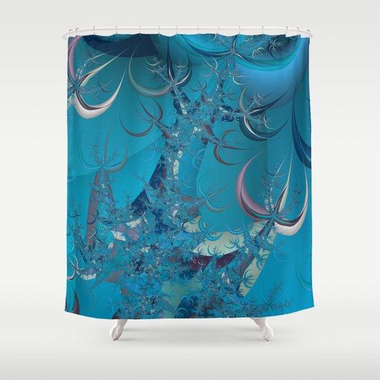 Something Sacred Shower Curtain