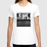 edinburgh T-shirts featuring Shop window Edinburgh by RMK Photography