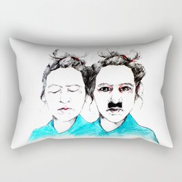 Inner Dictator Rectangular Pillow