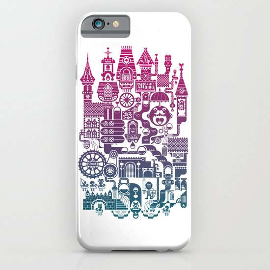 Castle Mama iPhone & iPod Case