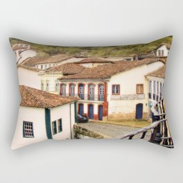 Historical city II Rectangular Pillow