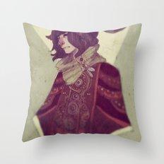 The Reverser Throw Pillow