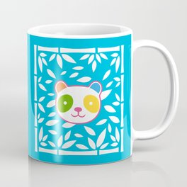 Rainbow Panda Coffee Mug