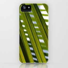 Blinds iPhone Case