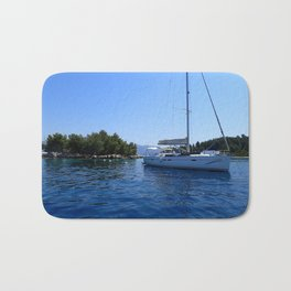 Croatian Sailer Bath Mat