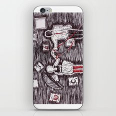 Tied to Disorder iPhone & iPod Skin