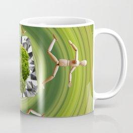 Umweltschutz ist kein Selbstläufer / Kunsthaus-Lay Coffee Mug