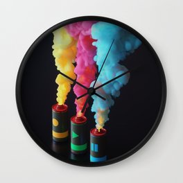 Fuse Wall Clock