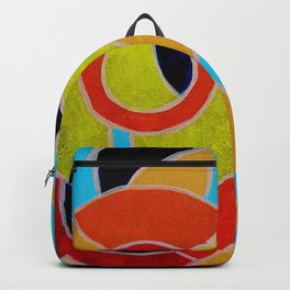 Composition #22 by Michael Moffa Backpack