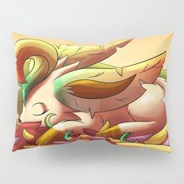 Autumn - Leafeon Pillow Sham