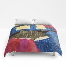 Sky Sailing Comforters