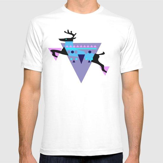 ∆ztec Deer T-shirt