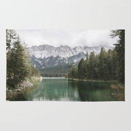 Looks like Canada - landscape photography Rug