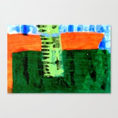 found objects Canvas Print