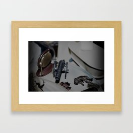cannongong Framed Art Print