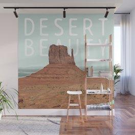 Desert Beauty Wall Mural