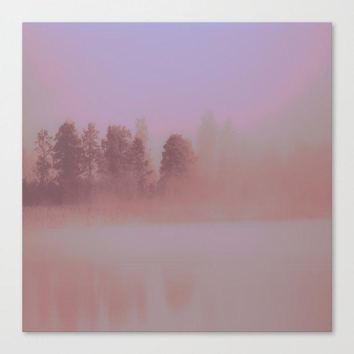 Over The Rainbow Forest #decor #society6 #buyart Canvas Print