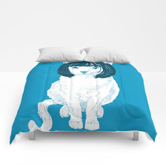 Bobcat. Comforters