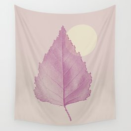 Delicate Leave Wall Tapestry