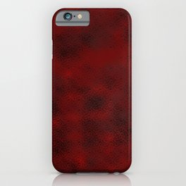 Abstract 6033 iPhone Case
