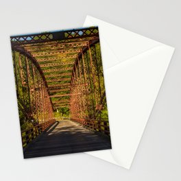 The Old Iron Bridge Stationery Cards