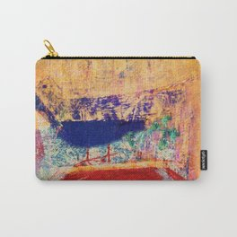 Uccello Azzurro Carry-All Pouch