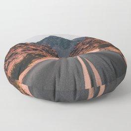 Mooned Floor Pillow