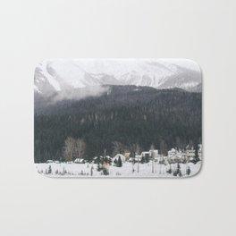 Alpine Village Bath Mat