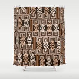 Op Art 184 Shower Curtain