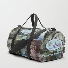 SRC Preparations Wall Art 911 Race Two Duffle Bag