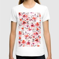 blush T-shirts featuring Espirit Blush by Jacqueline Maldonado