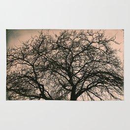 Tree Silhouette Rug