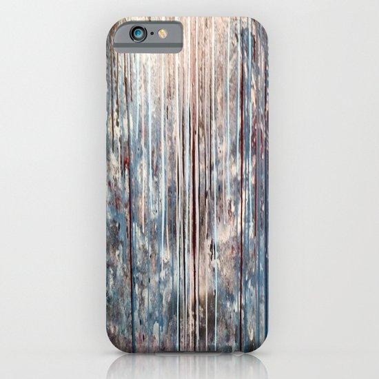 Blue Away iPhone & iPod Case